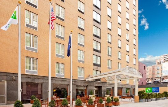 Buitenaanzicht Holiday Inn Express NEW YORK CITY - CHELSEA