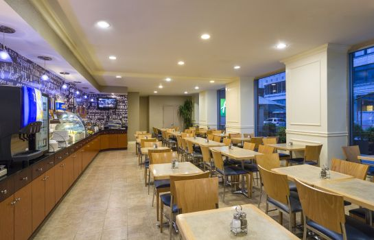 Restaurant Holiday Inn Express NEW YORK CITY - CHELSEA
