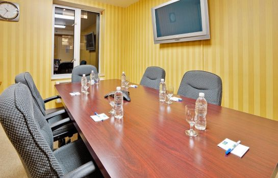 Conference room Holiday Inn Express NEW YORK CITY - CHELSEA