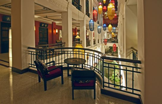 Interior view Shanghai Mansion Bangkok