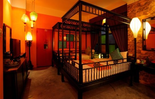 Single room (standard) Shanghai Mansion Bangkok