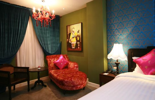 Single room (superior) Shanghai Mansion Bangkok