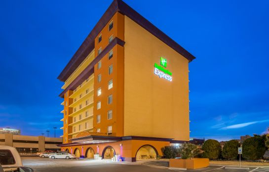 Vue extérieure Holiday Inn Express EL PASO-CENTRAL