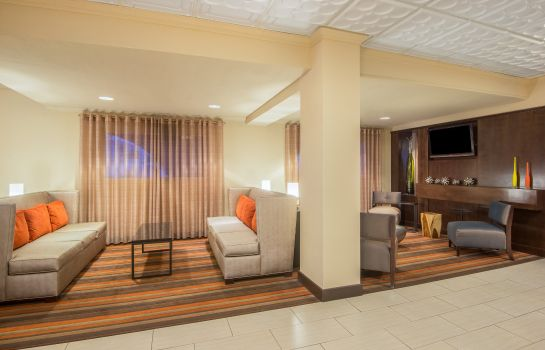 Hotelhalle Holiday Inn Express EL PASO-CENTRAL
