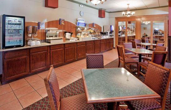 Restaurant Holiday Inn Express EL PASO-CENTRAL