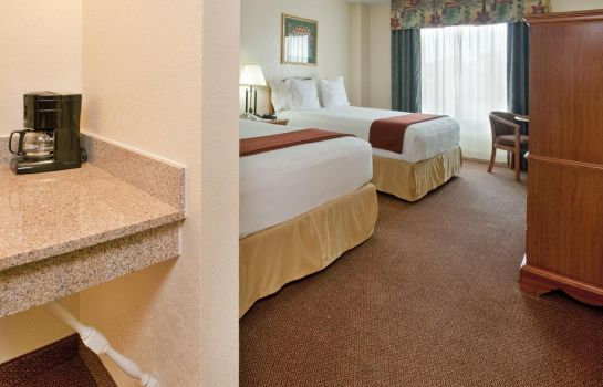 Zimmer Holiday Inn Express EL PASO-CENTRAL