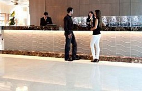 Reception Grand Hotel Sava Superior