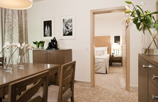 Suite Grand Hotel Sava Superior