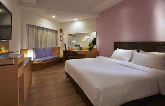 Double room (superior) Village Hotel Changi by Far East Hospitality