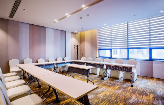 Conference room Holiday Inn Express DALIAN CITY CENTER