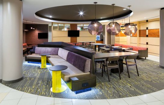 Hotelhalle SpringHill Suites Indianapolis Fishers