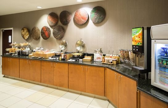 Restaurant SpringHill Suites Indianapolis Fishers