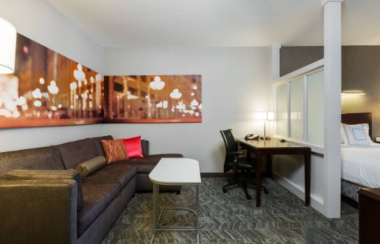 Suite SpringHill Suites Indianapolis Fishers