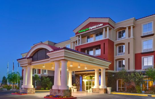 Außenansicht Holiday Inn Express & Suites LAS VEGAS SW – SPRING VALLEY
