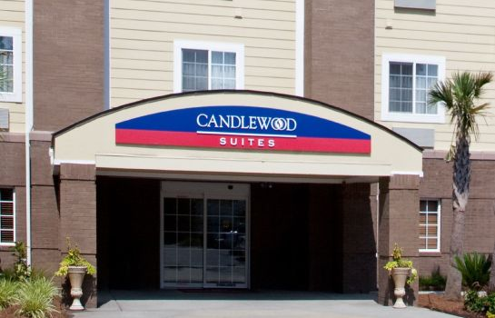 Außenansicht Candlewood Suites CHARLESTON-ASHLEY PHOSPHATE