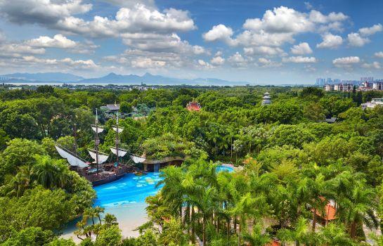Exterior View Intercontinental Hotels Shenzhen