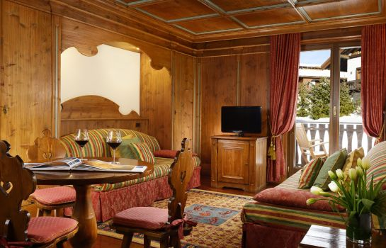 Junior Suite Faloria Mountain SPA Resort Hotel