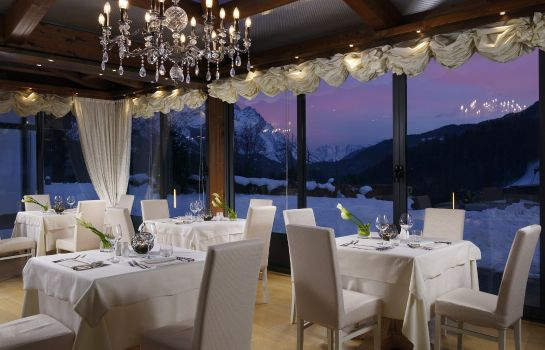 Restaurant Faloria Mountain SPA Resort Hotel