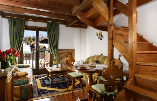 Suite Faloria Mountain SPA Resort Hotel