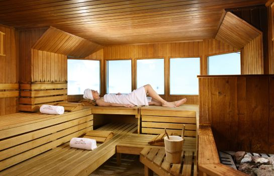 Sauna Faloria Mountain SPA Resort Hotel