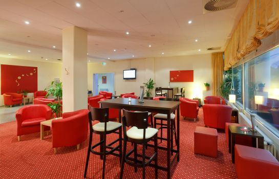 Hol hotelowy AZIMUT Hotel City South Berlin