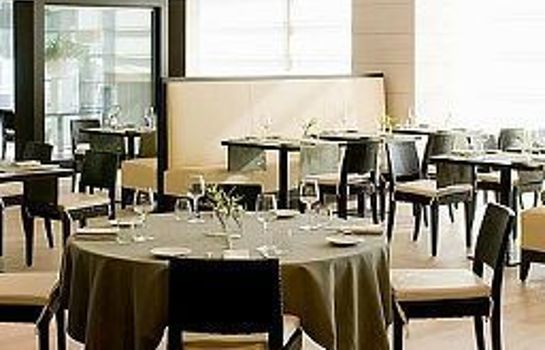 Restaurante Starhotels Grand Milan
