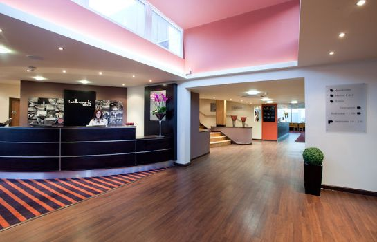 Hotelhalle Hull Humber View Hotel Signature Collection by Best Western
