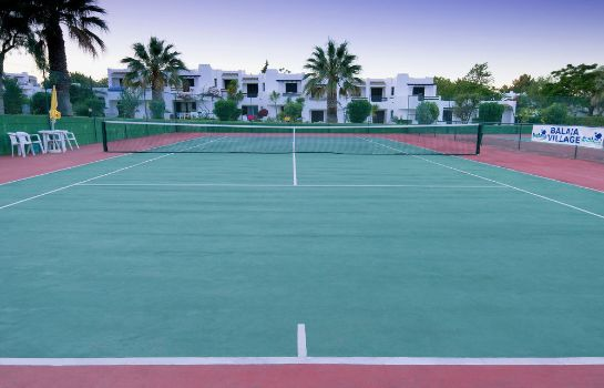 Tennis court Balaia Golf Village Resort