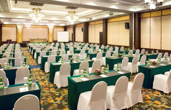 Conference room The Phoenix Hotel Yogyakarta - MGallery by Sofitel