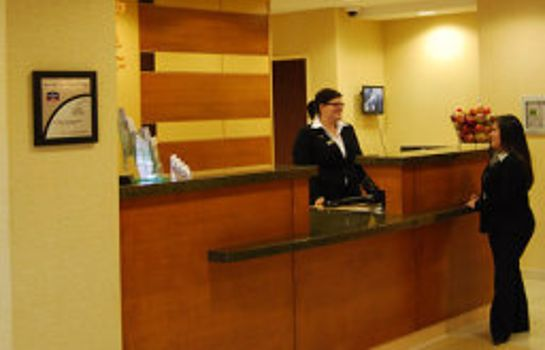 Hotelhalle SpringHill Suites Portland Vancouver