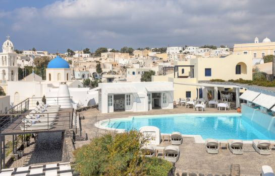 Außenansicht Vedema a Luxury Collection Resort Santorini