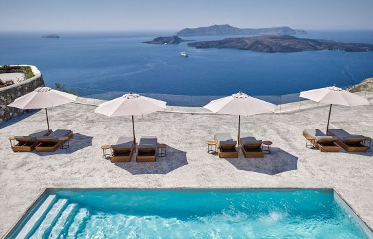 Zimmer Vedema a Luxury Collection Resort Santorini