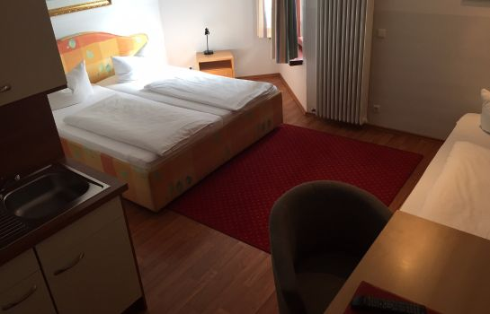 Double room (standard) Central Hotel-Apart