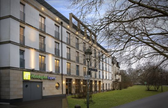 Vista exterior Holiday Inn Express BADEN - BADEN