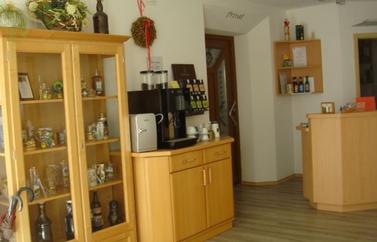 Vista all'interno Hopfengold