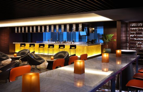 Hotel bar Mandarin Orchard Singapore