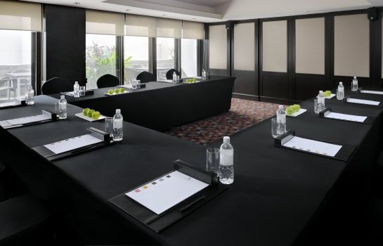Conference room Mandarin Orchard Singapore