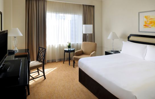 Double room (standard) Mandarin Orchard Singapore