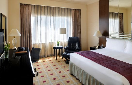 Double room (superior) Mandarin Orchard Singapore