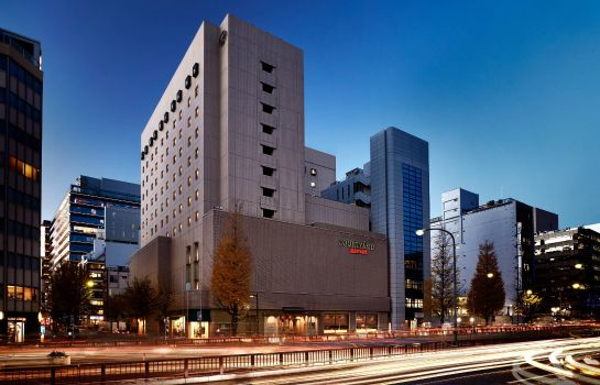 Exterior view Courtyard Tokyo Ginza Hotel