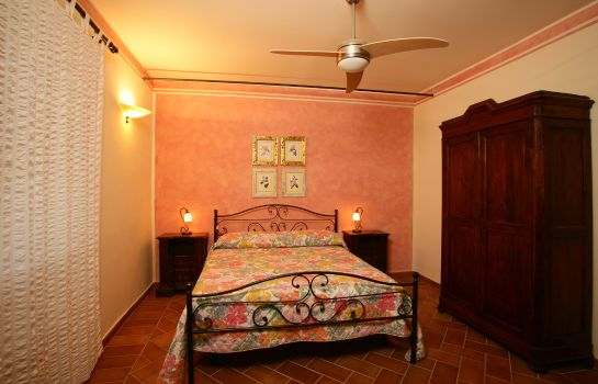 Single room (standard) Fattoria Le Guardiole Country Villas