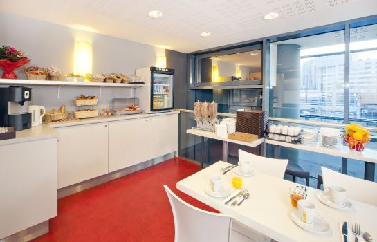 Restaurante Sejours & Affaires Lille Apparthotel