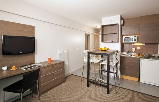 Chambre Sejours & Affaires Residence Lille Europe Apparthotel