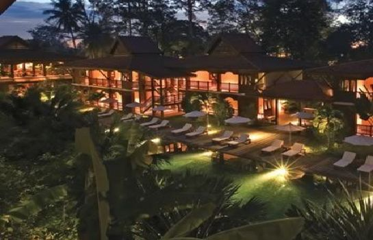 Exterior view BELMOND LA RESIDENCE D ANGKOR