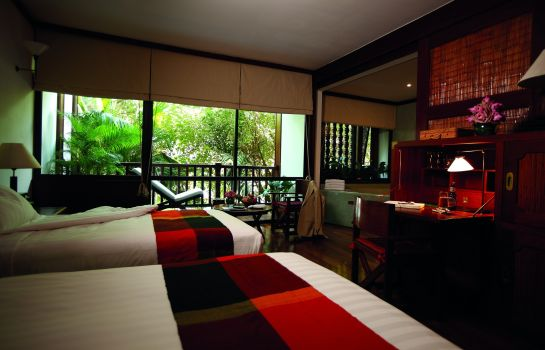 Double room (superior) BELMOND LA RESIDENCE D ANGKOR