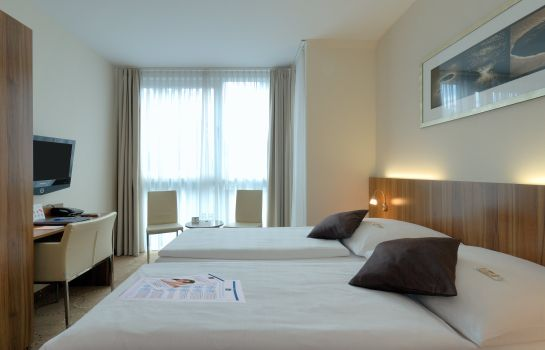Chambre double (confort) Best Western Berlin Mitte