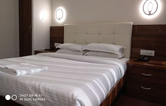 Standard room Hotel Milan International