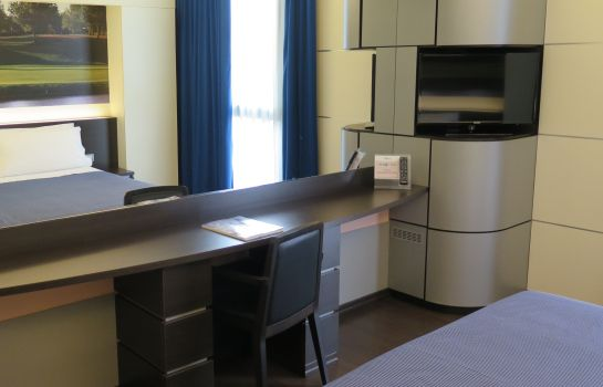 Doppelzimmer Standard Le Robinie Hotel