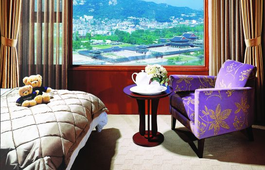 Suite Somerset Palace Seoul