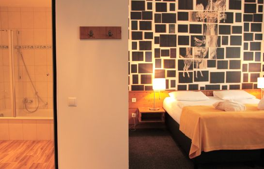 Junior Suite Van der Valk Alpincenter Hamburg-Wittenburg